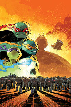 TMNT 20/20 Cover