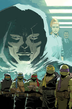Tmnt #118 Cover