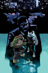 Tmnt #119 Cover