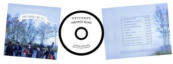 Skylarks Album Artwork by LaurenceAndrews