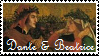 Stamp - Dante e Beatrice by Ghostbusterlover