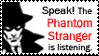 Stamp - Phantom Stranger by Ghostbusterlover