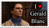 Stamp - Gerald Blanc by Ghostbusterlover