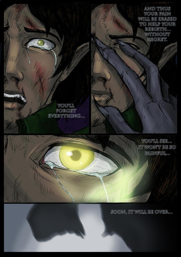 Dragon Age: Warden Legacy Page 2 by Devileve