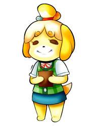 Isabelle by valeetd