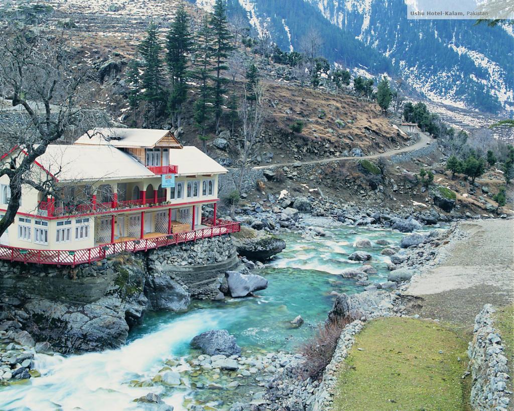 Pakistan Swat Kalam