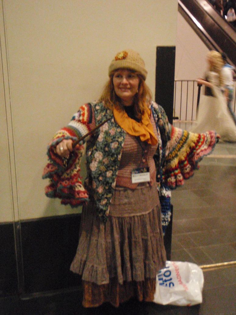 molly weasley by katodaemon on deviantart