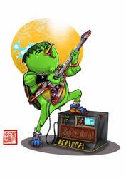 Heavy metal Kappa