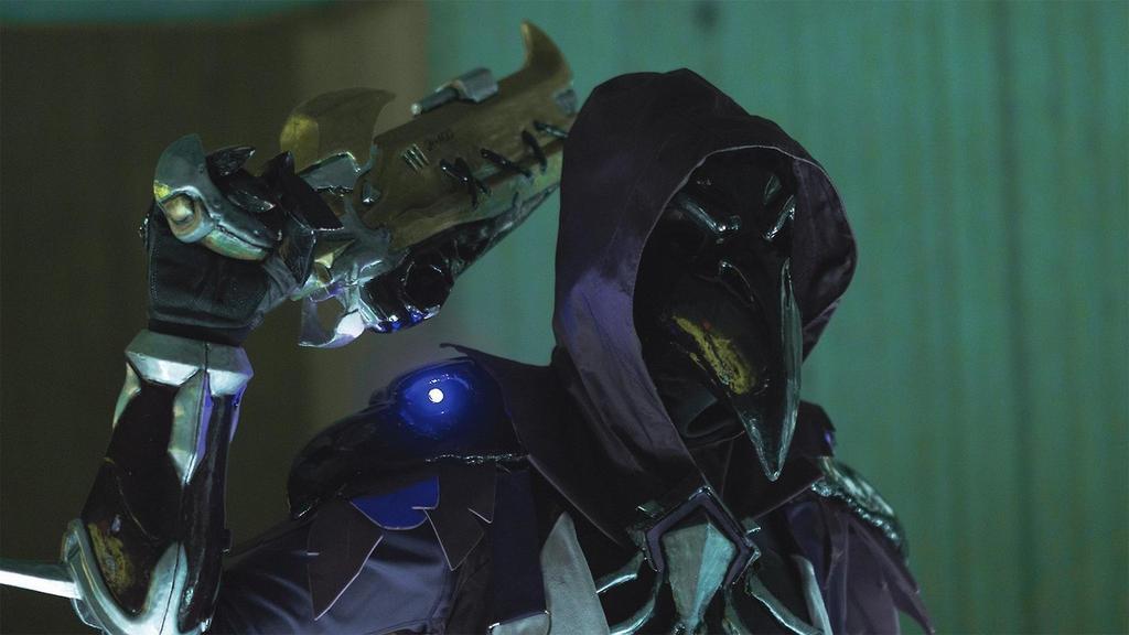 Reaper (Nevermore) by Rukeya