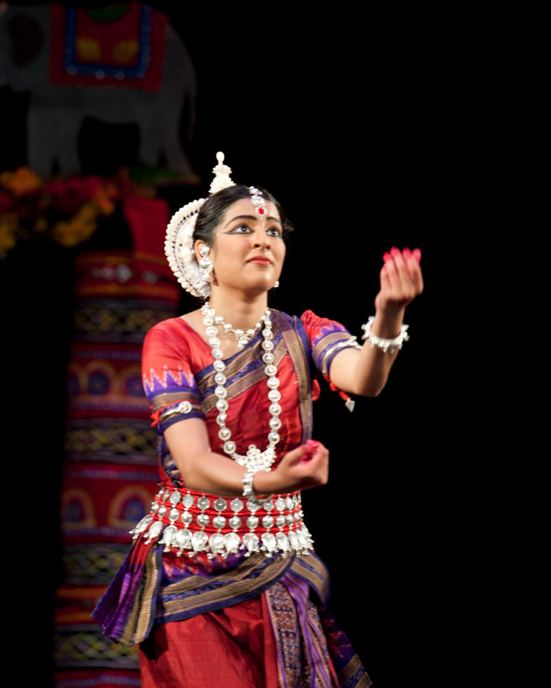 Odissi Dance July 2012 by JeffPrice