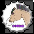 Dorian BottleCap! by MissDudette