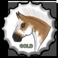Gold BottleCap! by MissDudette