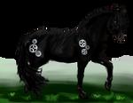 The Black Timekin (SOLD!)