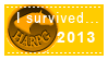 i survived 2013 by MissDudette