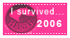 i survived 2006 by MissDudette