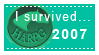 i survived 2007 by MissDudette