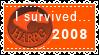 i survived 2008 by MissDudette