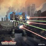 Laser EM Diffuser for Redline
