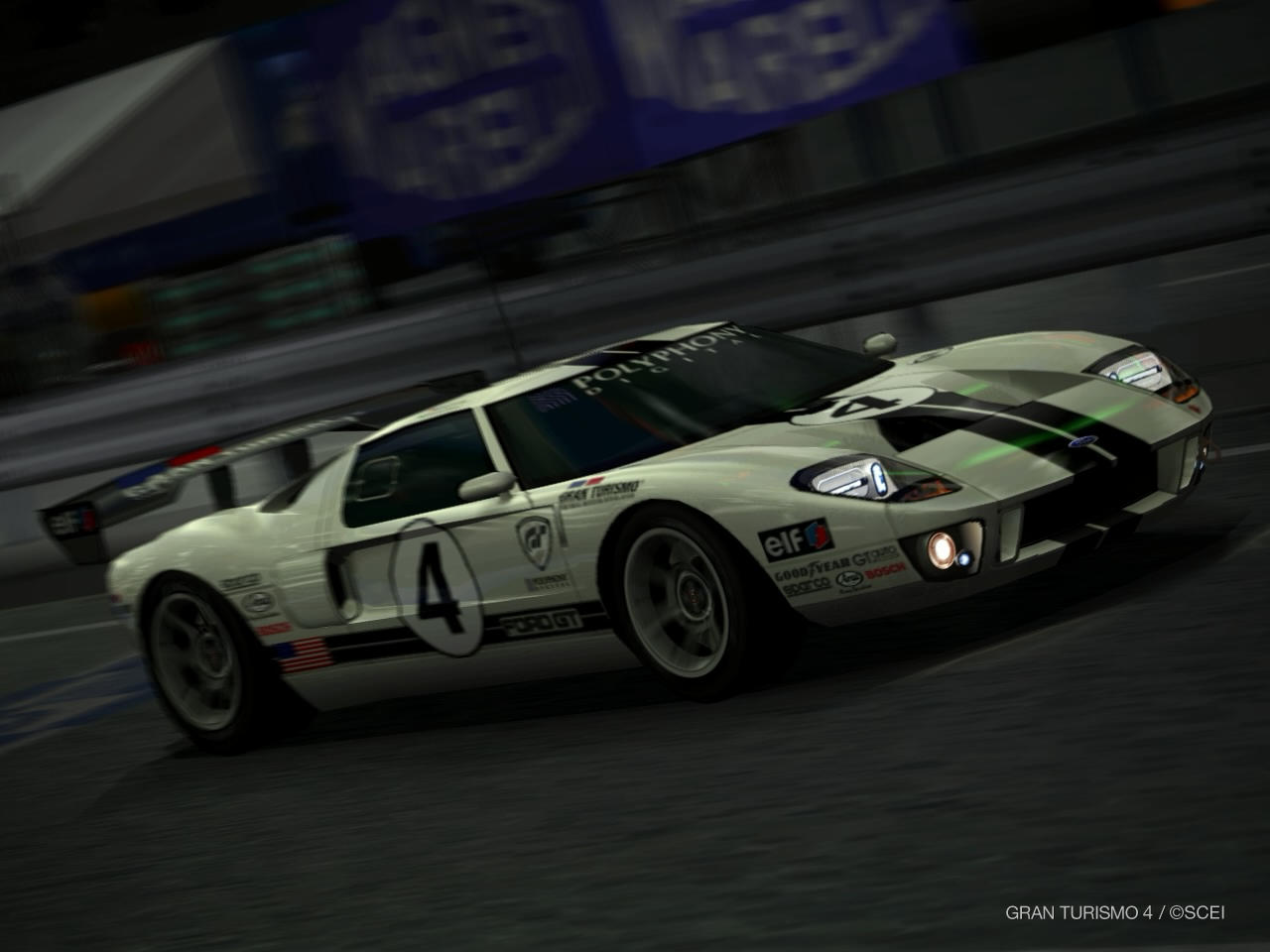 Gt40 Lm Race Car Spec Ii 04 By Computerdrawer7 On Deviantart