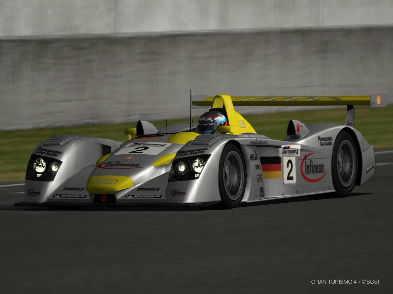 Audi R Race Car Pictures Impremedianet - Audi r8 race car 01 gt6