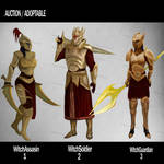 {OPEN}AUCTION/ADOPT_WitchCollection by Dissunder