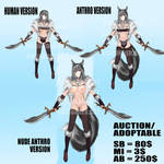 OPEN_AUCTION/ADOPTABLE_AnthroGirl_NoCens by Dissunder
