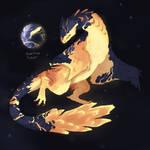Bursting Planet Dragon