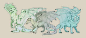 Pernese Dragon Hatchlings