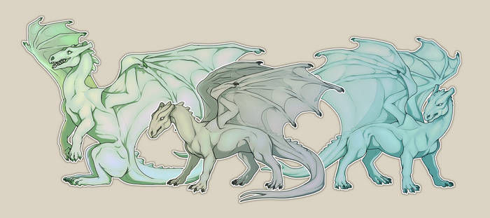 Pernese Dragon Hatchlings
