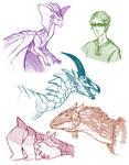 RoS scribbles