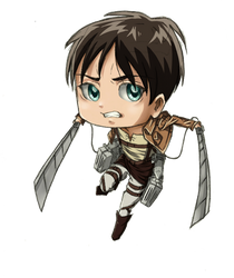 Eren Painted