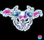Dj Sona -League of Legends- :Ethereal: -Chibi-