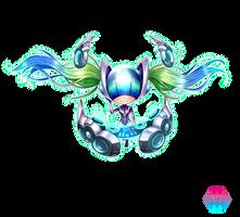 Dj Sona -League of Legends- :Kinetic: -Chibi- by nixiescream