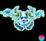 Dj Sona -League of Legends- :Kinetic: -Chibi-
