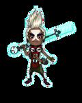 Ekko -League of Legends- :Chibi: