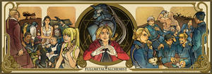 Fullmetal Alchemist by kageno6