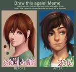 Draw This Again 2014 -2016