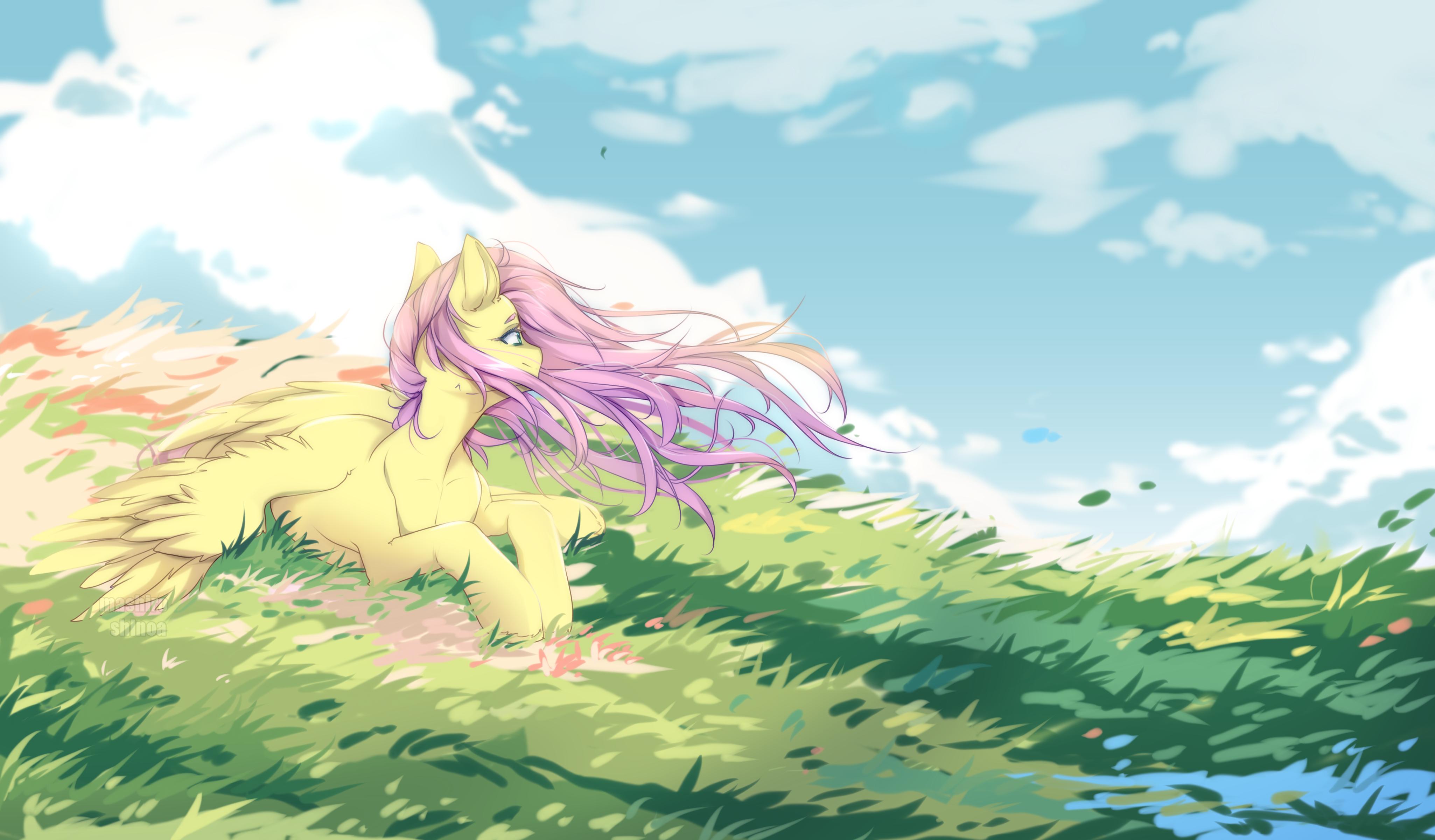 Fluttershy by ShinoamashirO