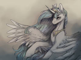 Celestia by ShinoamashirO