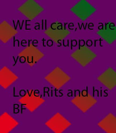 We all car and love ya by Hero-Ritsuka