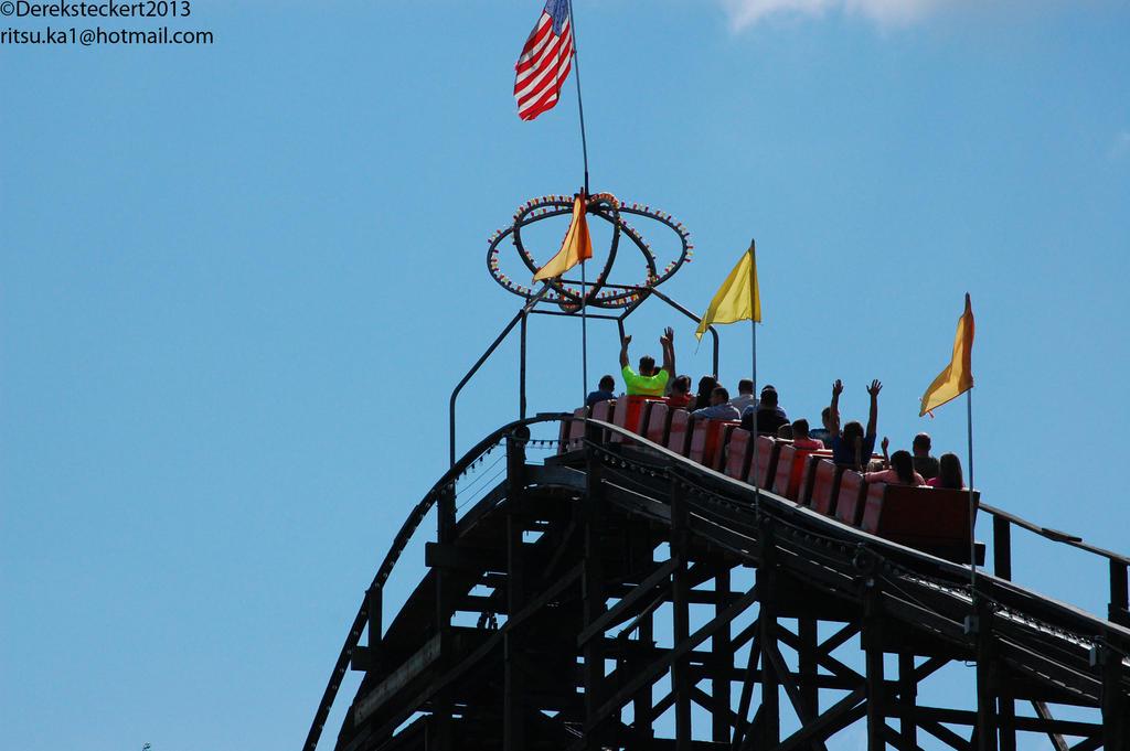 Phoenix Roller Coaster-3 by Hero-Ritsuka