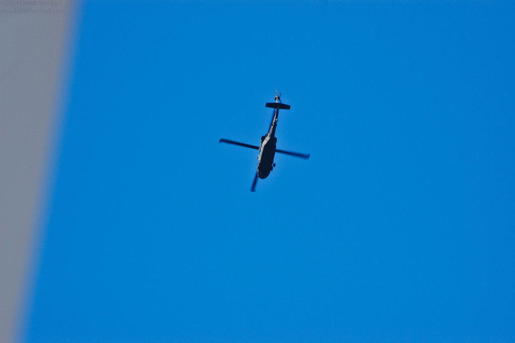 UH-60 Black Hawk by Hero-Ritsuka