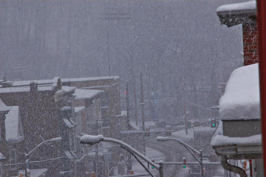 Snow 2014 minersville,pa by Hero-Ritsuka