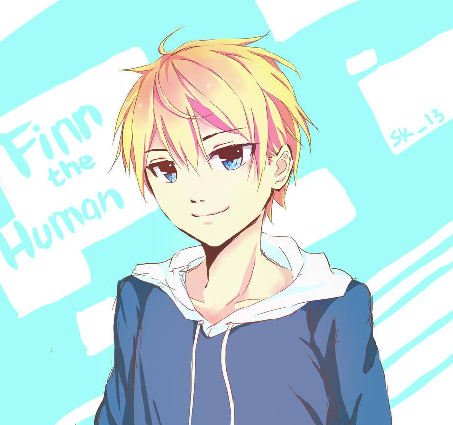 Finn the human by kiraruun