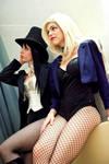 Black Canary and Zatanna 7