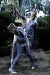 Silent hill nurses by Ami-Yumi-Productions