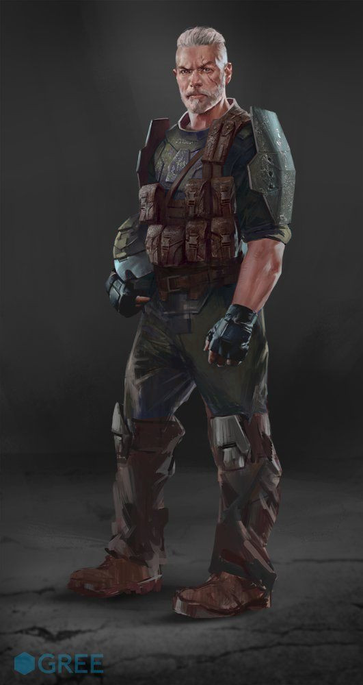Characters: Mercenaries - Page 2 Captain_caradine_by_kikoaihara-dbta6nf