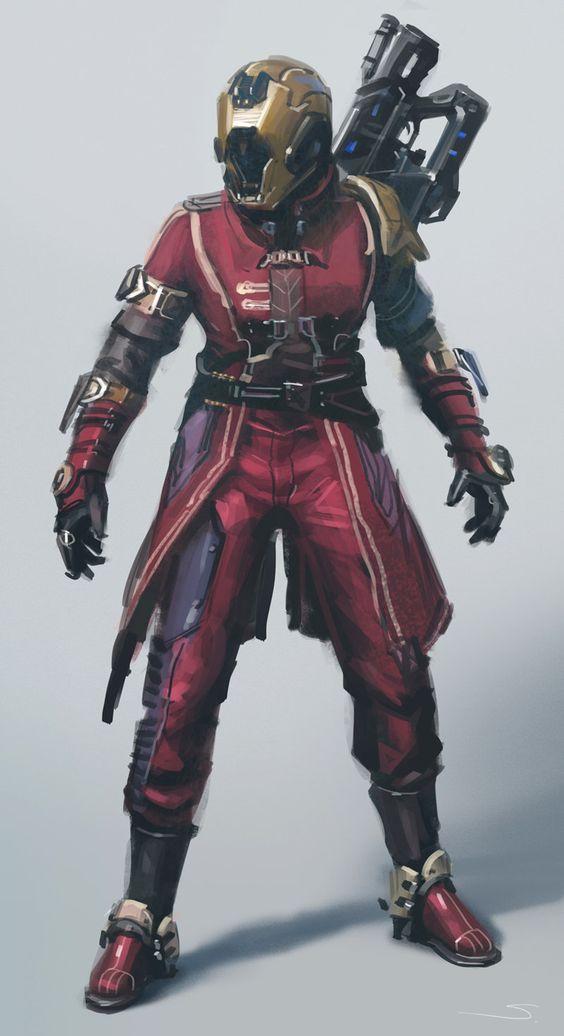 Characters: Mercenaries - Page 2 Captain_caradine_s_armor_by_kikoaihara-dbta6nm