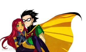 TT_Robin and Starfire
