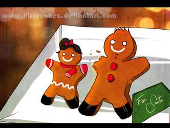 Christmas Commission: JudeDeLuca by kittycakez